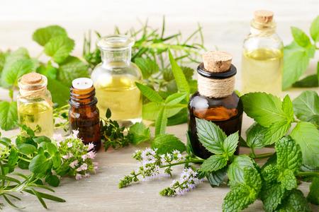 Ēterisko eļļu maisījumi, citi gatavie produkti profilaksei