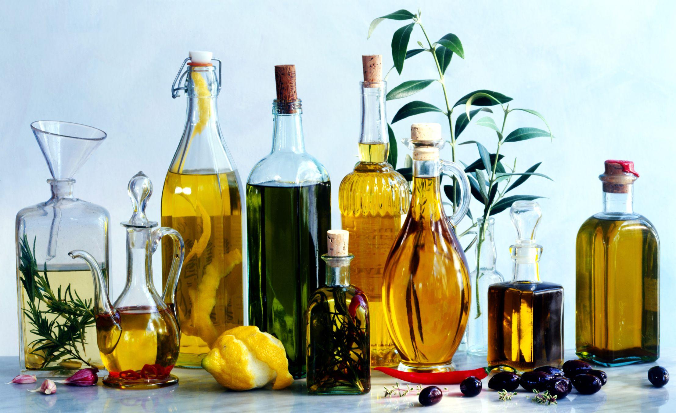Bāzes eļļas, macerāt-eļļas, ekstrakti